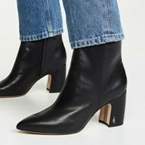 Sam edelman hilty wide boots new in box